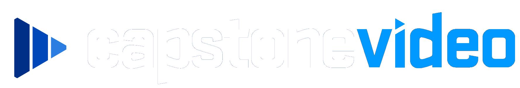 Capstone Video Marketing Logo